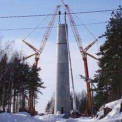 Nüüdsest kuuluvad Consolis ettevõtete tootevalikusse tuulegeneraatorite mastid