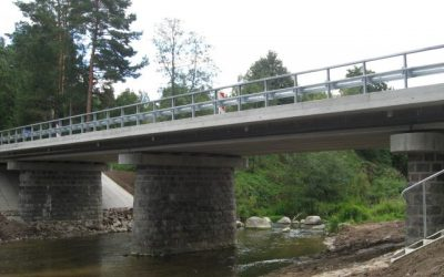 AS E-Betoonelement delivers elements for Särevere Bridge