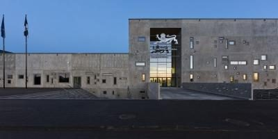 Concrete building of the year is Tondiraba Icehall