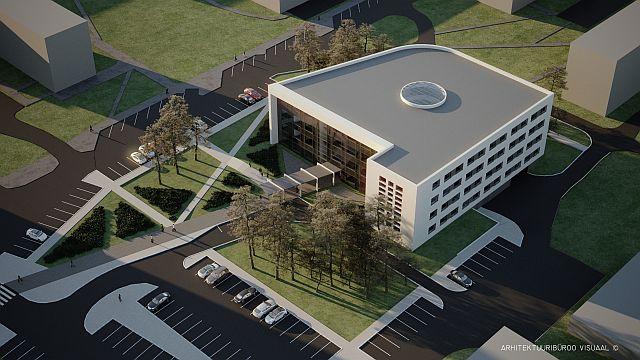 E-Betoonelement примет участие в строительстве Мустамяэского центра здоровья
