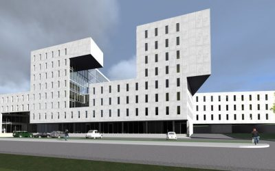 E-Betoonelement is designing and manufacturing elements for the new courthouse