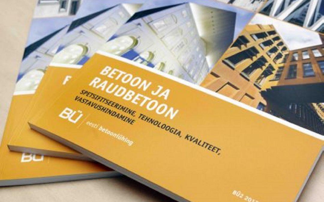 The Estonian Concrete Association has published a new guideline