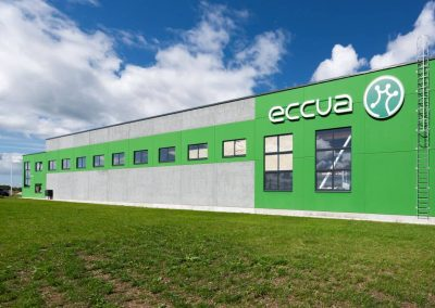 ECCUA PRODUCTION BUILDING