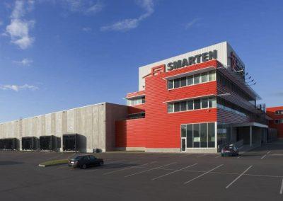 Smarten logistics center