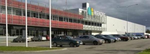 Wendre AS tootmishoone laienduse elemendid tarnib E-Betoonelement