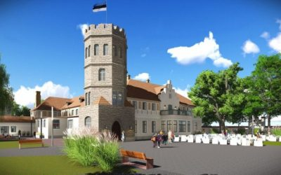 E-Betoonelement is participating in the construction and renovation of the Maarjamäe complex of the Estonian History Museum
