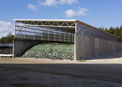 Vändra Sõõrikese crop storage facility