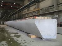 AS E-Betoonelemendi Tamsalu tehases valmisid esimesed ViaPlus karptalad