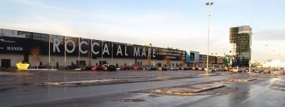 E-Betoonelement's deliveries for the construction stage IV of the Rocca al Mare Shopping Center began this week