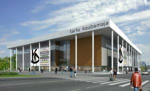 Tartu Kaubamaja facades will be decorated by Betem`s posts