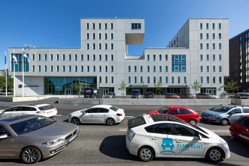 E-Betoonelement esitas neli hoonet Aasta betoonehitis 2018 konkursile