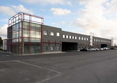 Mergo Holding LOGISTICS CENTER