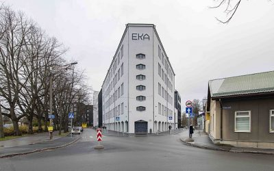 Estonian Concrete Building of the Year is the building of the Estonian Academy of Arts