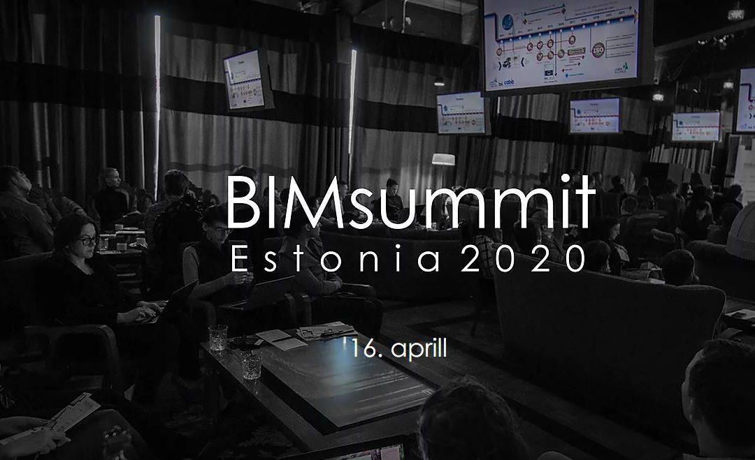 BIMsummit 2020 Tallinn