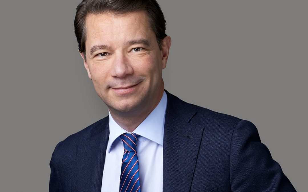Mikael Stöhr Consolis tegevjuht