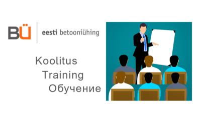 Eesti Betooniühing koolitab: monteeritava betoonkonstruktsiooni projekteerimine ja ehitamine