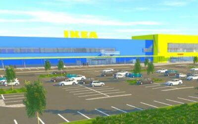 IKEA kontseptsioonipood valmib elementidest