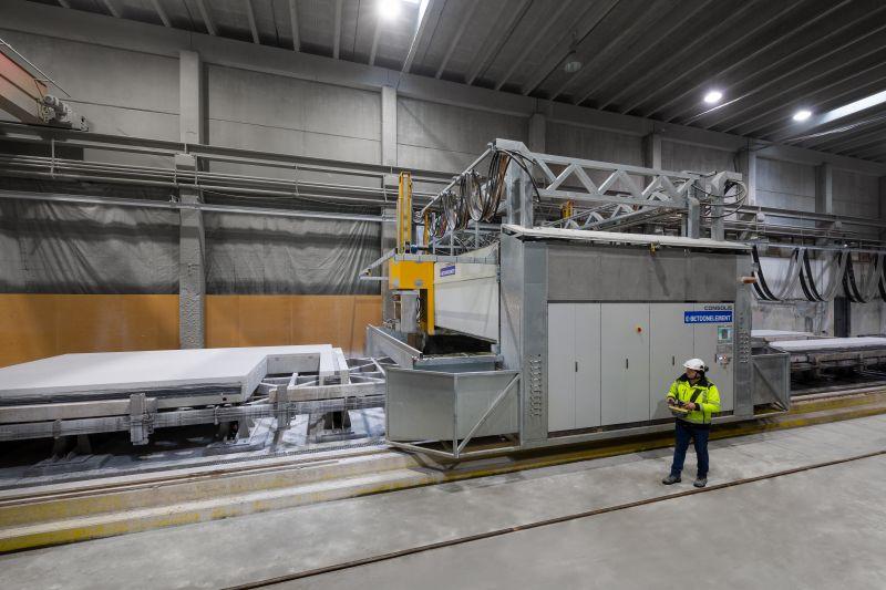 Самая современная отделка бетонных элементов в Эстонии