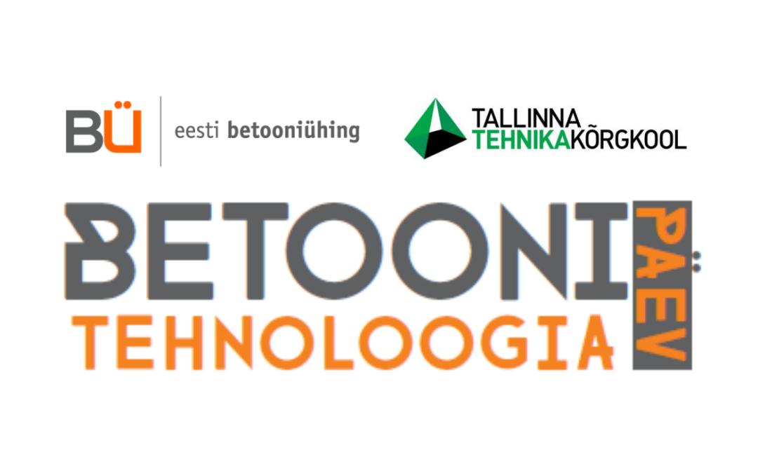 Betooni tehnoloogiapäev toimub 20. oktoobril